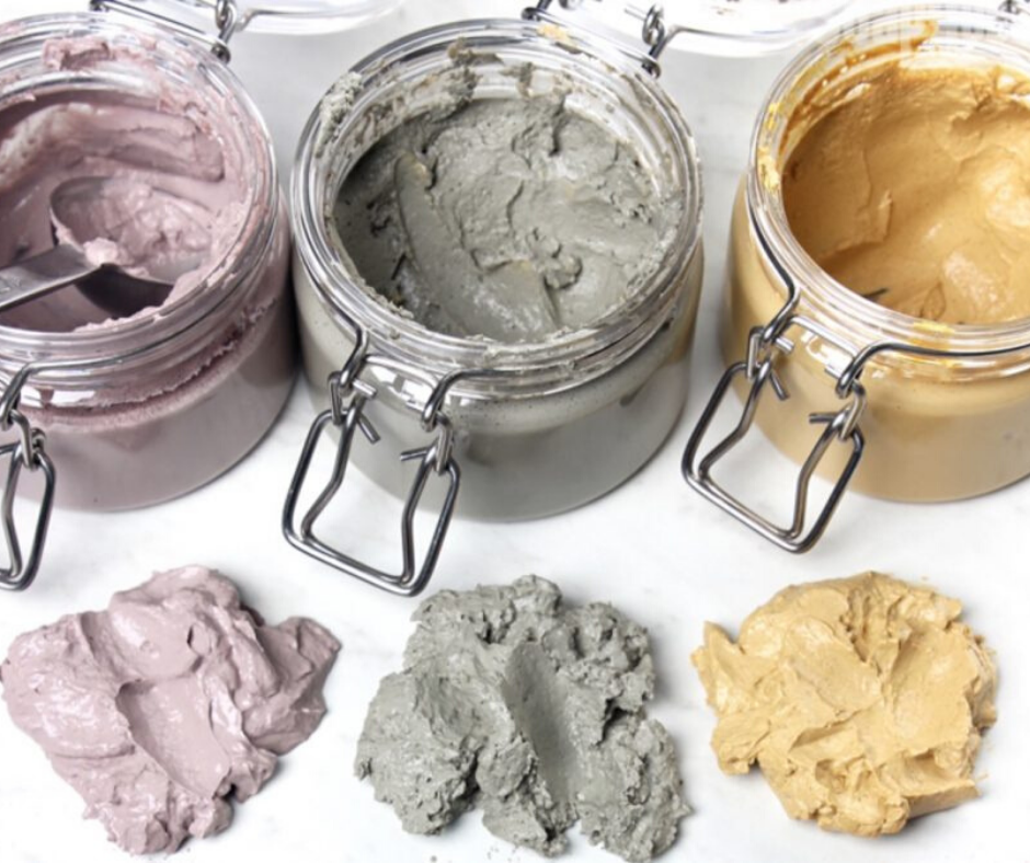HOMEMADE MUD MASK FOR ALL SKIN TYPES